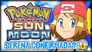 SERENA CONFIRMADA EM ALOLA?! - Pokémon Sun & Moon (Anime) | Pokemon sun,  Pokemon, Pokemon pictures