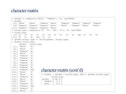 Sample Character Analysis Magnificent 44BPY44] Data Analysis With R Week 44
