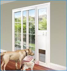 electronic dog door for sliding glass door new power pet electronic pet door for sliding glass