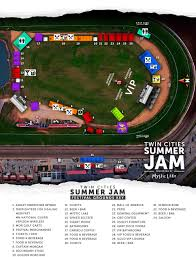 Country Jam Vip Seating Chart Twin Cities Summer Jam Venue Seating Chart Tcsummerjam