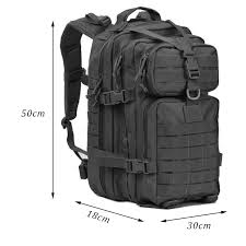 <b>40L Military Tactical Backpack</b> Large Army 3D Assault Pack ...