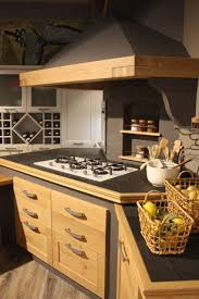 Wood Kitchen Furniture Wood Kitchen Cabinets Just One Way To Feature Natural Material