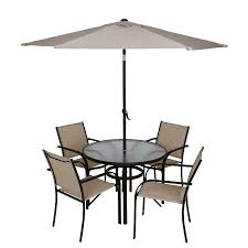 piece patio sets asda direct