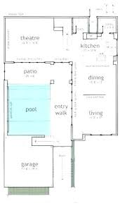 indoor pool house plans. House Plan With Swimming Pool Plans Indoor Home  Estate Lap . E