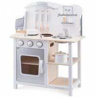 «Кухня игрушечная белая <b>деревянная</b> Bon Appetit для детей от 3 ...