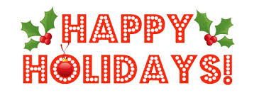 Image result for happy holidays 2017 images