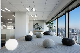zen office design. Everything\u0027s Zen At The Indeed Offices In Tokyo. Office Design E