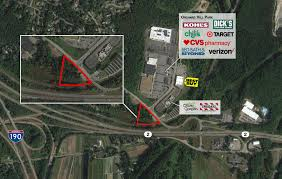 3 acres of commercial land in leominster ma