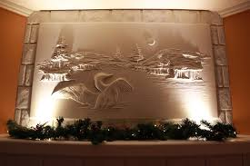drywall art sculpture joint compound bernie mitchell 10
