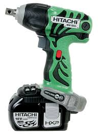 hitachi impact driver set. view larger. hitachi impact driver set a