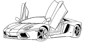 Coloring Pages Sport Car Coloring Pages Printable Of Sports Cars