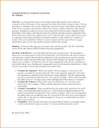 10 Book Report Format Sample Types Of Letter