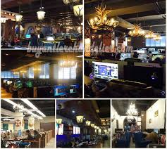 antler chandelier net cafe show 01