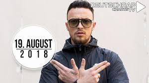 Deutschrap Charts Top 20 Deutschrap Charts 19 August 2018