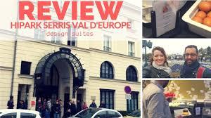 Hipark Design Suites Serris Hipark Serris Val Deurope Appart Hotel Review Marne La Vallee Disneyland Paris