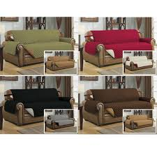 Cover furniture Pet Reversible Quilted Microfiber Pet Dog Couch Sofa Furniture Protector Cover With Strap Linen Store Sofa Throws And Blanket Linenstore