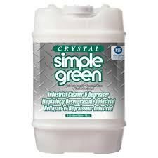 Simple Green 5 Gal Crystal Cleaner Degreaser