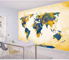 3D Wall Murals Wall Paper Sticker Wall ...