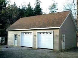 3 car garage s kit sheds barn a 2 with work plans wi