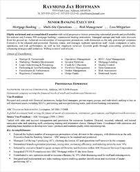 Hedge Fund Resume Free Resume Templates 2018