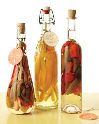 Decorative Infused Oil Bottles Drink Up 100 Clever Ways To Reuse Empty Wine Bottles Martha Stewart 77