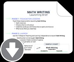 I Chart Math Math Writing Launching Brief Thedailycafe Com