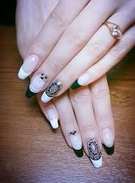 Cool Nail Designs With Black And White Nail Art 2340 Best Nail Art Designs Gallery