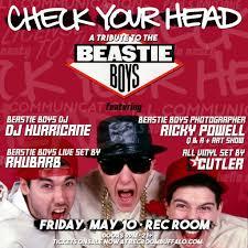 <b>Check</b> Your Head: A <b>Beastie Boys</b> Tribute | After Dark Presents