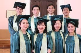 Иностранные выпускники получили дипломы Томского политеха Служба   выпускников Томского политеха в этой году из Китайской народной республики 91 выпускник и Вьетнама 46 выпускников Вместе с ними дипломы получили