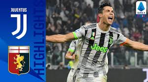 Juventus <b>2</b>-1 <b>Genoa</b>   Ronaldo Wins it Late-On as Both Teams See ...