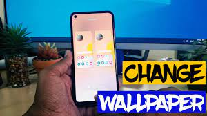How to Change Wallpaper in Samsung ...