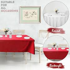 round rectangle table cloth table cover