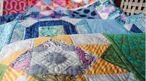 Quilt as You Go... Block of Month... Finished! - & Quilt as You Go… Block of Month… Finished! Adamdwight.com