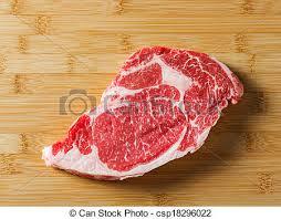 raw ribeye steak. Brilliant Raw Raw Aged Beef Ribeye Steak  Csp18296022 To Ribeye Steak