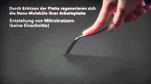 Cucine Küchenarbeitsplatte Nach Maß Fenix 0720 Nero Ingo Max