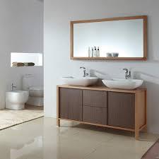 Bathroom : 2017 Gorgeous Bathroom Vanity Furniture With White Oak ...
