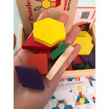 Trò ghép hình 60 chi tiết | Đồ chơi xếp hình nhiều mảnh bằng gỗ cho bé giá  cạnh tranh