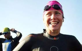 Jane Tomlinson undertook many endurance events to raise money for charity before succumbing to cancer in 2007 Photo: REUTERS - p_jane-tomlinson_1539701c