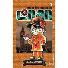 Mua online truyện Conan trọn bộ giá rẻ, Giá cập nhật 3 giờ trước