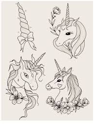 Search through 623,989 free printable colorings at. Unicorn Head Black And White Coloring Page Unicorn Coloring Pages