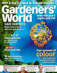 bbc gardeners world magazine may