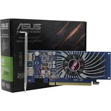 <b>Видеокарта ASUS GeForce</b>® GT 1030 2 Гб GDDR5 (GT1030-2G ...