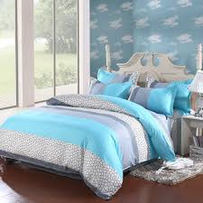bed linen aqua yellow bedding yellow and blue bedding 2016 new free font b