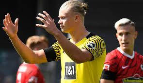 Erling braut haaland is a norwegian professional footballer who plays as a striker for bundesliga club borussia dortmund and the norway national team. Bvb News Und Geruchte Dieses Wahnsinnsgehalt Fordert Raiola Offenbar Fur Erling Haaland