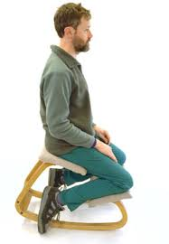 ergonomic chair kneeling. Fine Ergonomic By Tilting The Pelvis Forward Your Bodyu0027s Natural Curvature Is Maintained  Such As If You Were Standing Youu0027ll Be Able To Sit Comfortably For Longer  Intended Ergonomic Chair Kneeling I