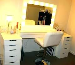 vanity girl hollywood mirror impressions co o iconic white frosted led code