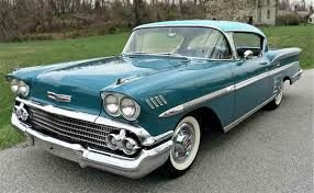 Pick of the Day: 1958 Chevrolet Impala - ClassicCars.com Journal