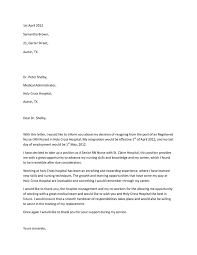 Resignation Letter: Best Letter Of Resignation Due To Harassment The ...