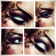 diy fairy makeup