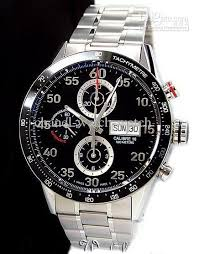 calibre 16 chrono day date steel men mechanical automatic watch calibre 16 chrono day date steel men mechanical automatic watch men s sport wrist watches black dial watches of switzerland cheap watches from chanel watch